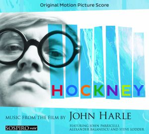 Hockney CD cover